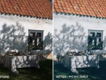Picnic-Table-Scandinavian-Blue-Lightroom-Presets-Black.White_.Vivid-FilterGrade