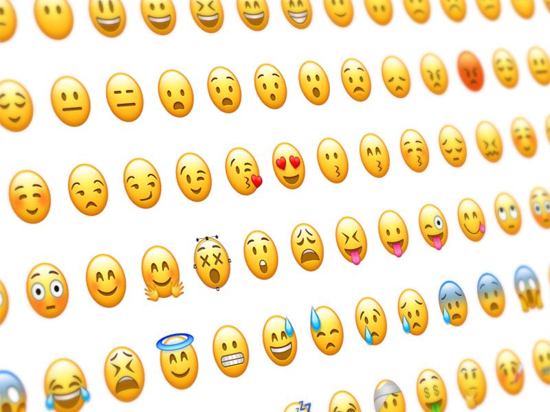 vector emojis freebie