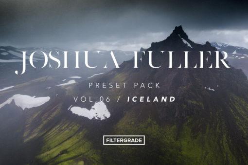 Joshua-Fuller-Lightroom-Presets-Vol.-6-Iceland-FilterGrade