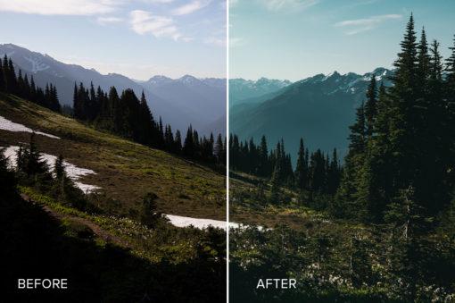 outdoor landscape lr presets kal visuals