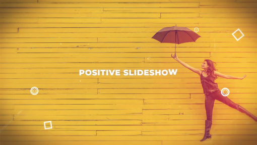 positive slideshow ae