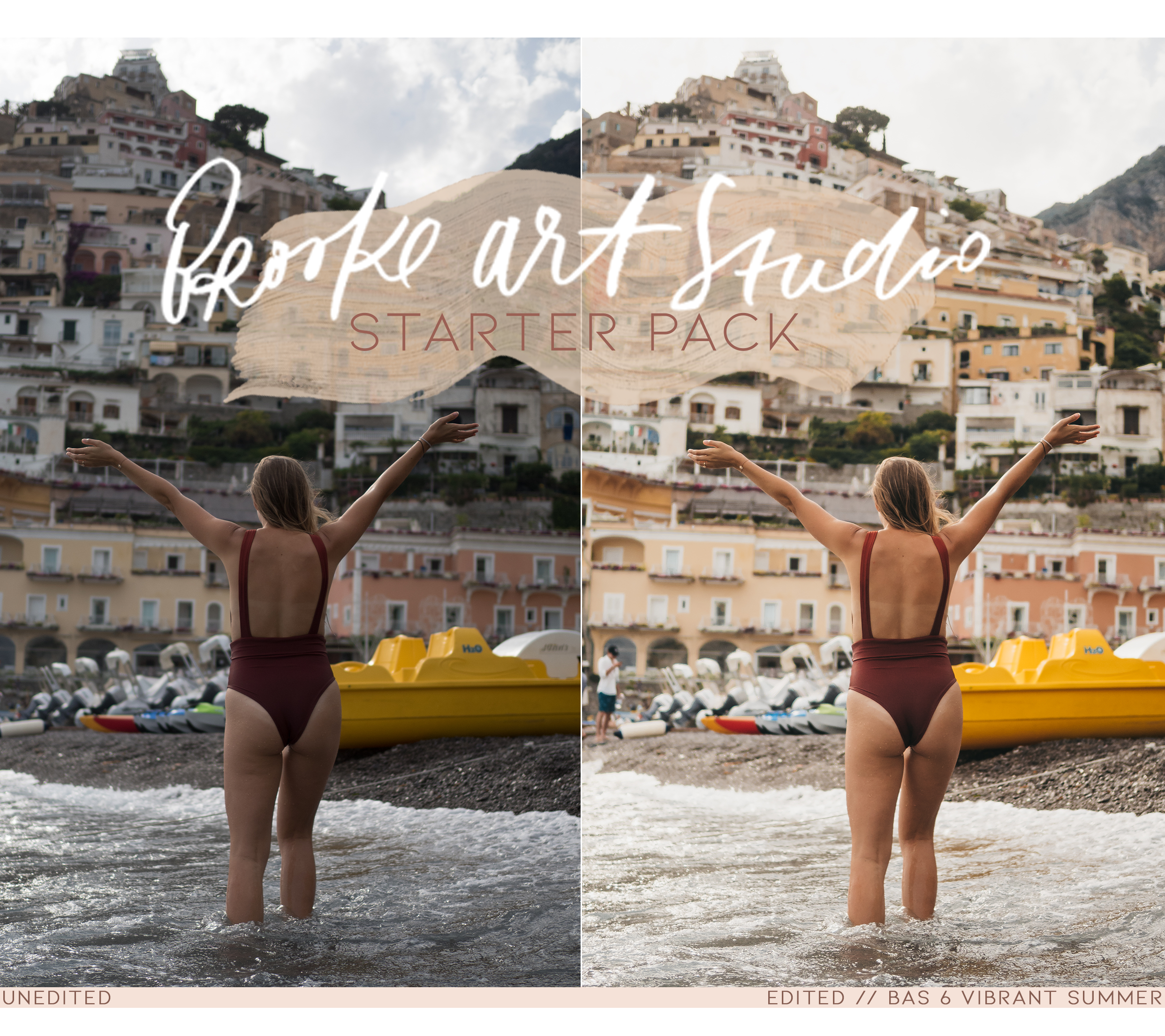 Brooke Art Studio Lightroom Presets