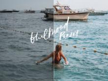 blue ocean lightroom presets travel
