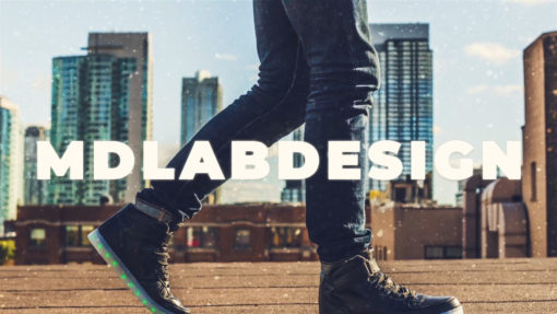 mdlabdesign stylish simple opener ae template