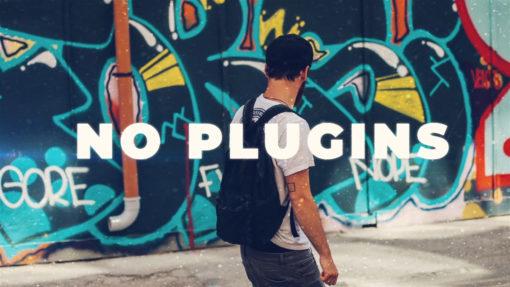 stylish ae template opener video