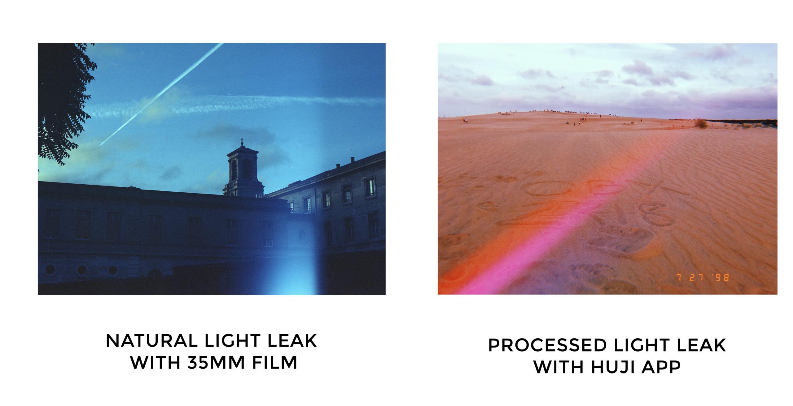 Light-Leaks-Comparison-1-Huji-App-vs.-Real-Color-Negative-Film-FilterGrade