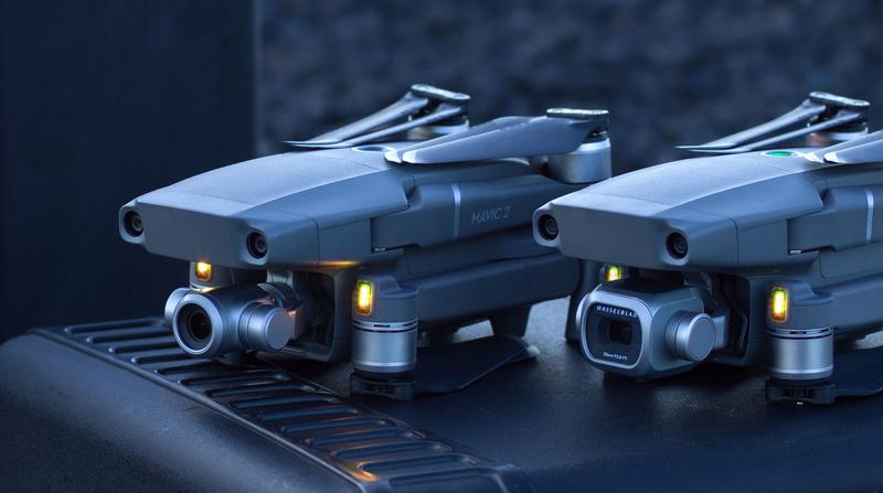 mavic 2 series drones