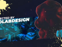 Cyber Punk Opener for After Effects by mdlabdesign on FilterGrade Marketplace