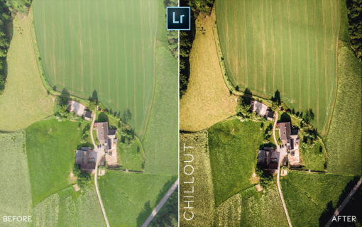 aerial drone photo filters lightroom