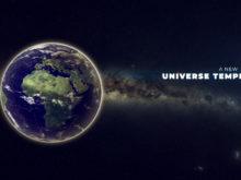 universe video template ae