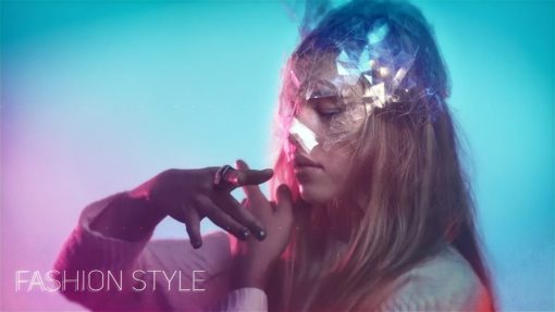 stylish fashion show presentation template for after effects