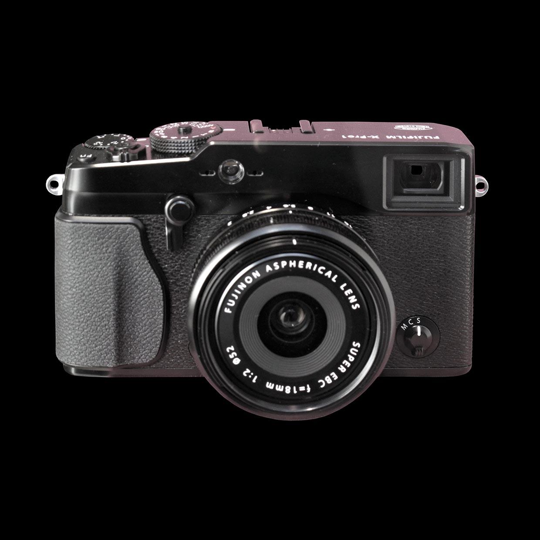 fujifilm x-pro1 mirrorless camera