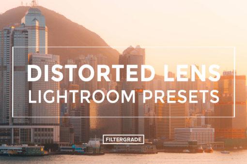 Distorted-Lens-Lightroom-Presets-FilterGrade