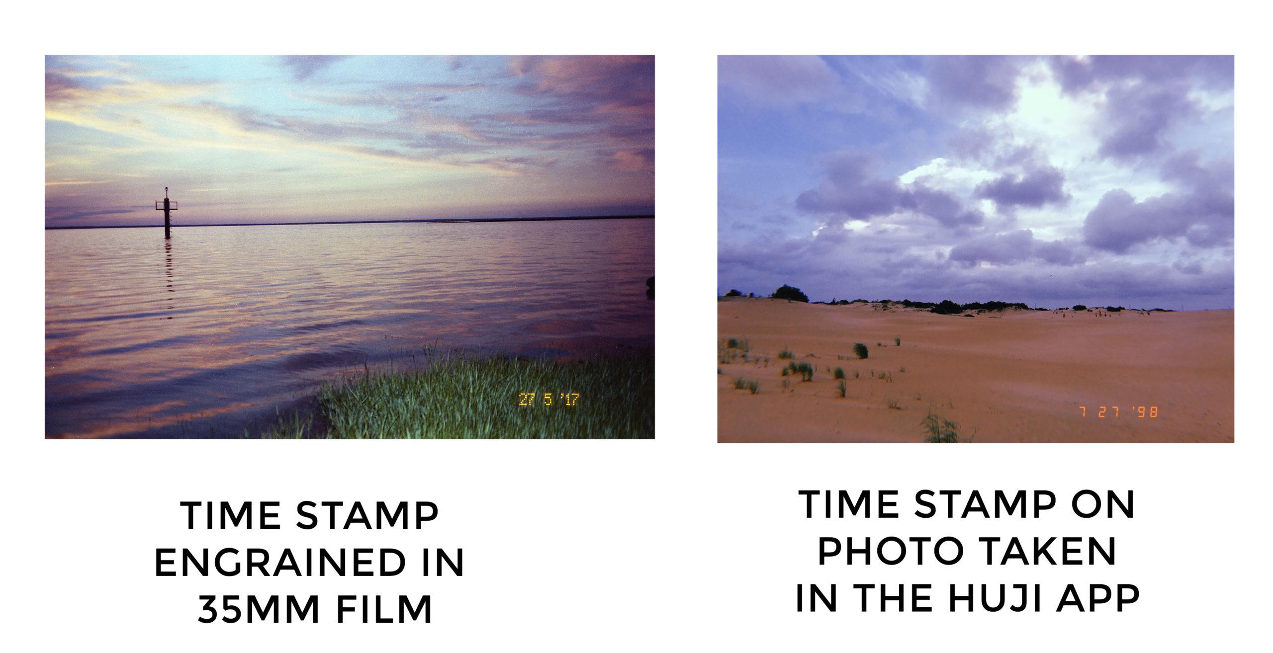 Time-Stamp-Comparison-Huji-App-vs.-Real-Color-Negative-Film-FilterGrade