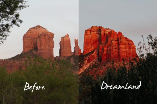 Gail Bowman Landscape Lightroom Presets - FilterGrade