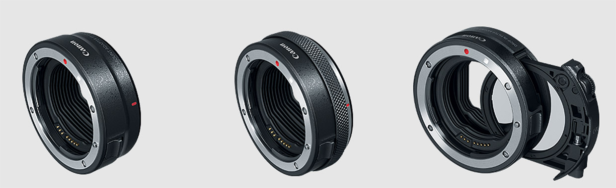 canon eos r mount adapters