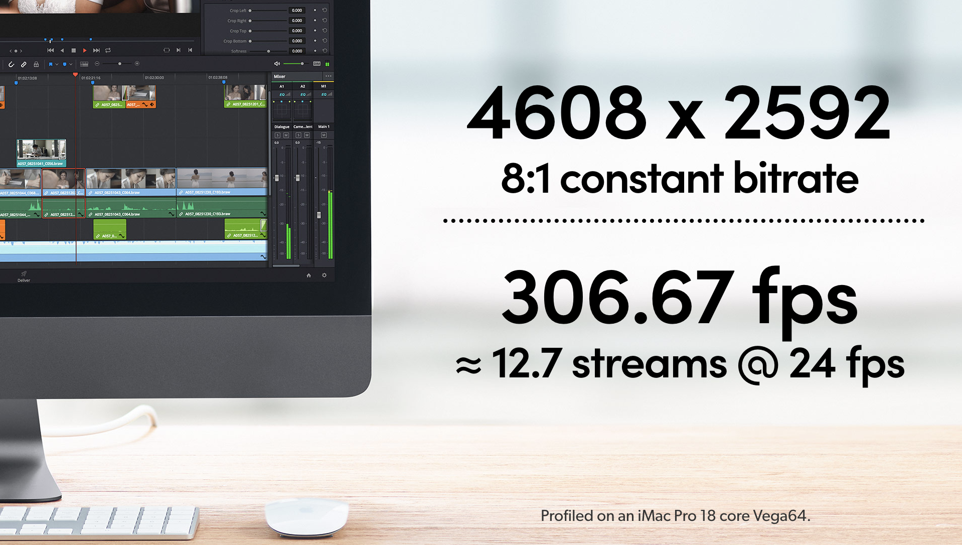 Blackmagic RAW Codec Introduced by Blackmagic Design