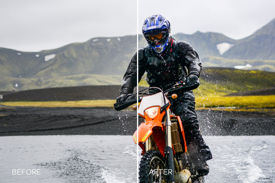 action sports lightroom presets from adrian pelletier