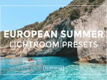 European-Summer-Lightroom-Presets-James-Vodicka-FilterGrade