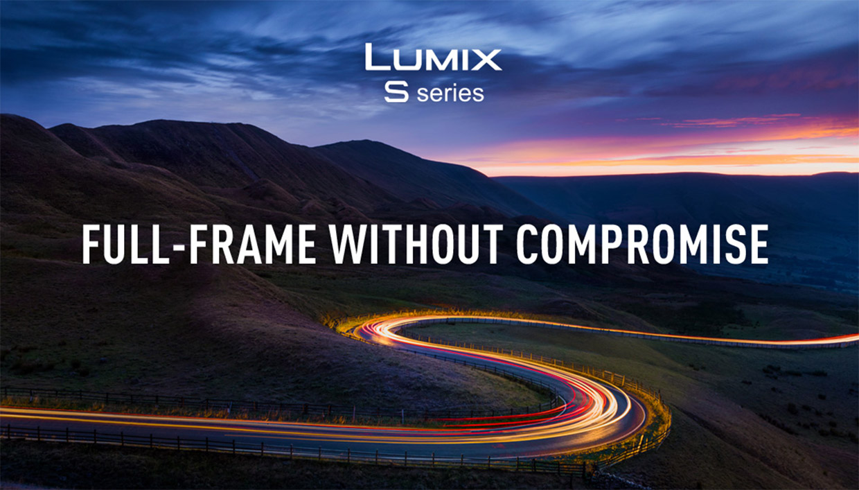 Lumix S Series promo image