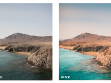 canary lightroom presets for travel