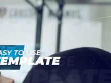 mdlabdesign video template for fitness theme