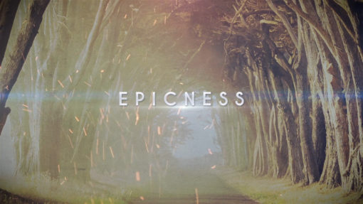 epicness ae template by mdlabdesign