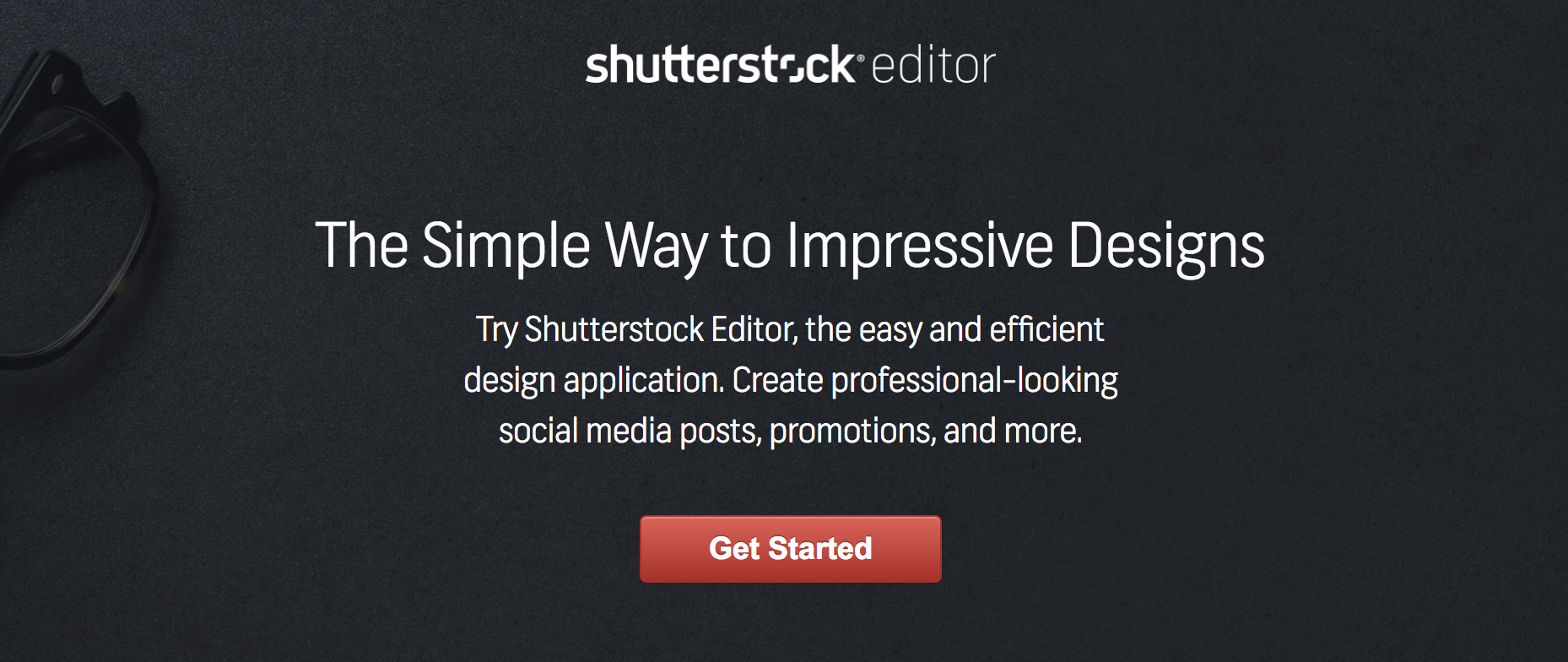 shutterstock editor for photos and designs