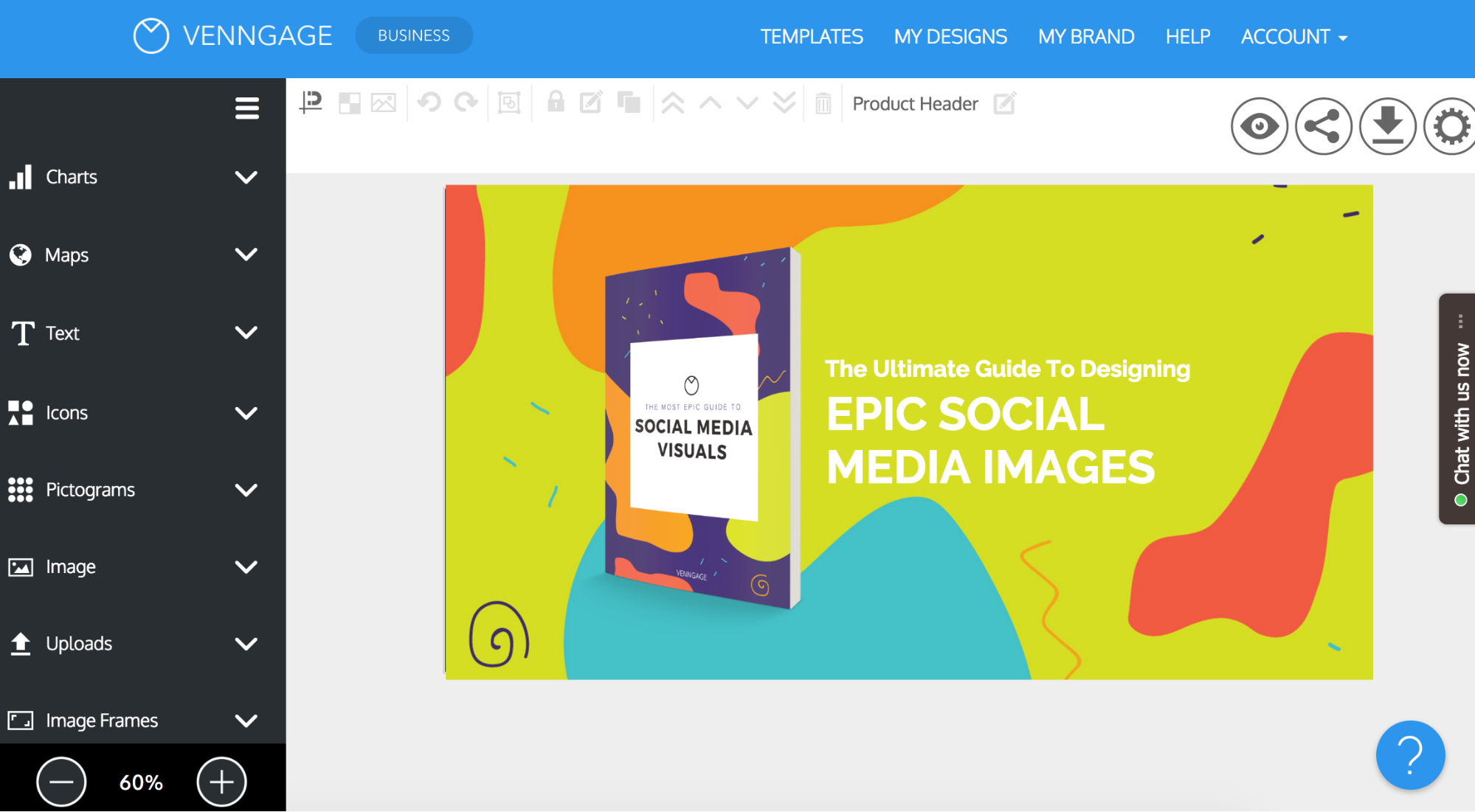 7 Powerful Tools Marketers Can Use To Create Social Media Graphics Filtergrade