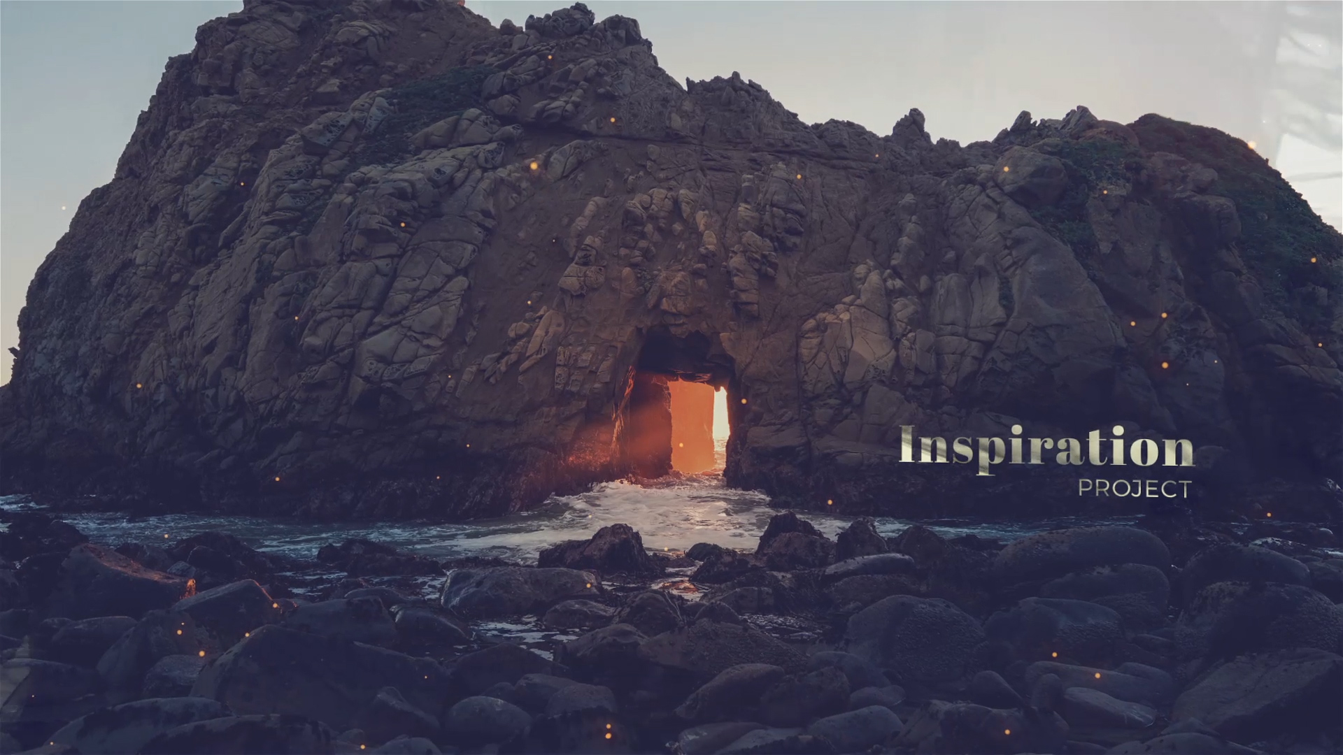 inspiring ae template for slideshows