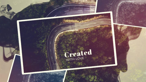 mdlabdesign after effects template for beautiful slideshows