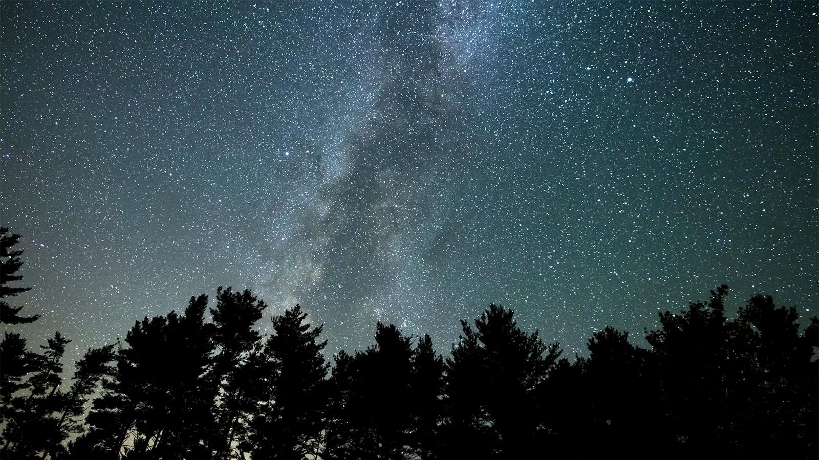 milky way free nature stock