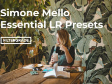 Simone Mello Essential LR Presets on FilterGrade Marketplace