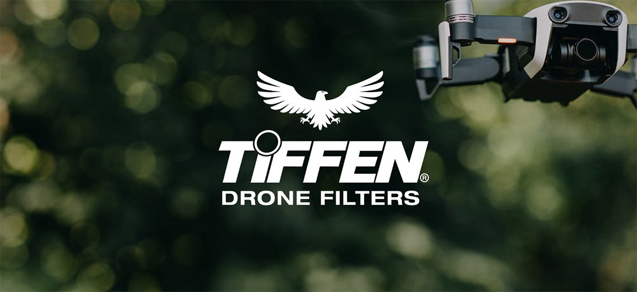 Tiffen Releases Drone Filters for DJI and Autel drones