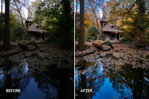 landscape capture one pro editing styles