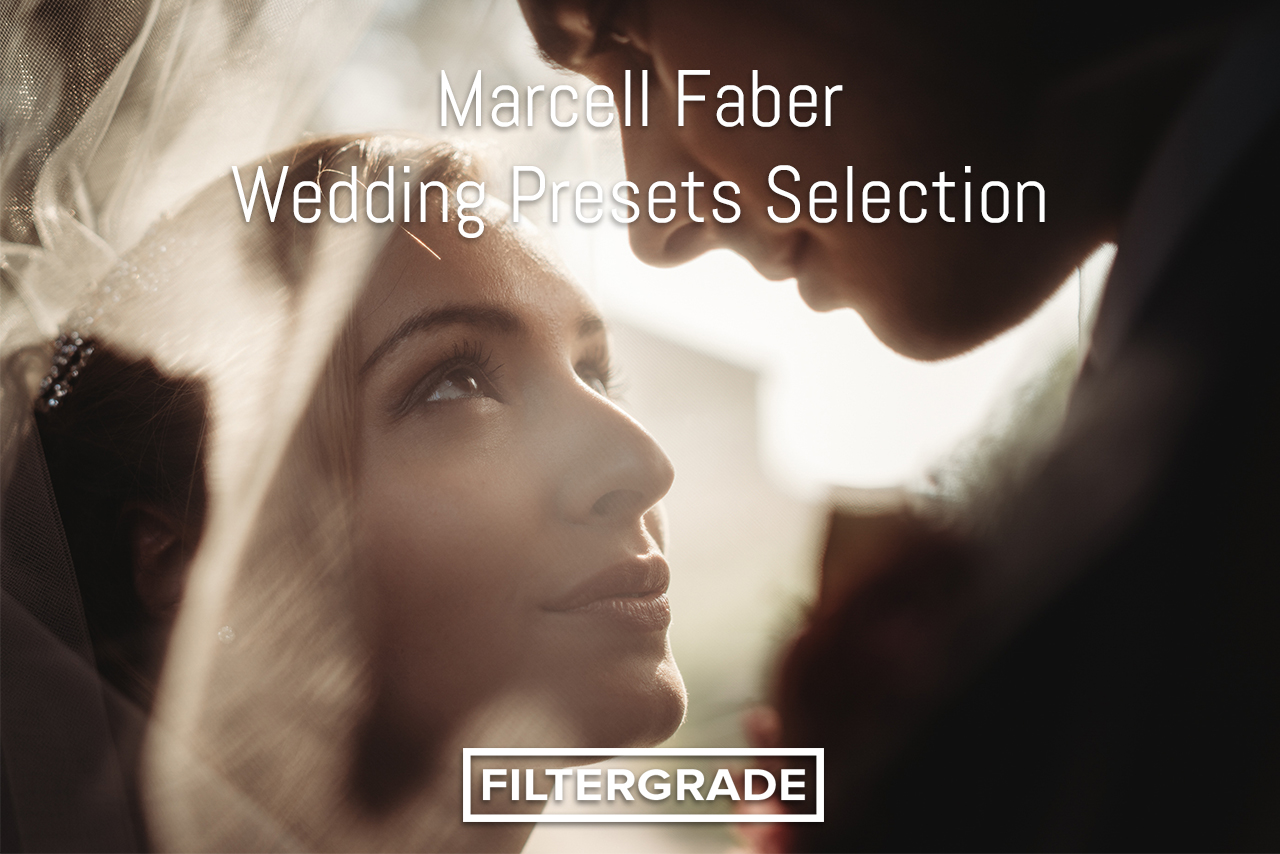 marcell faber wedding presets selection