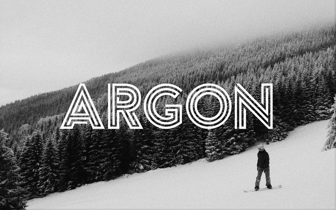 argon font tom anders
