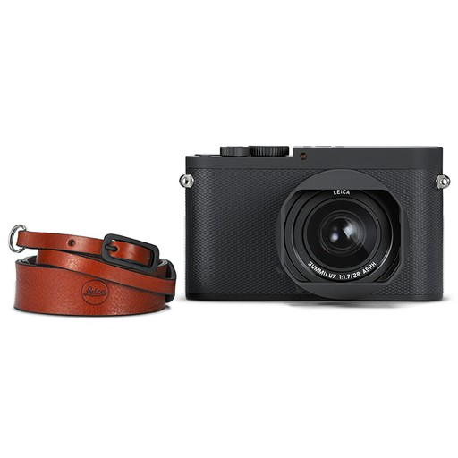 leica q-p leather strap