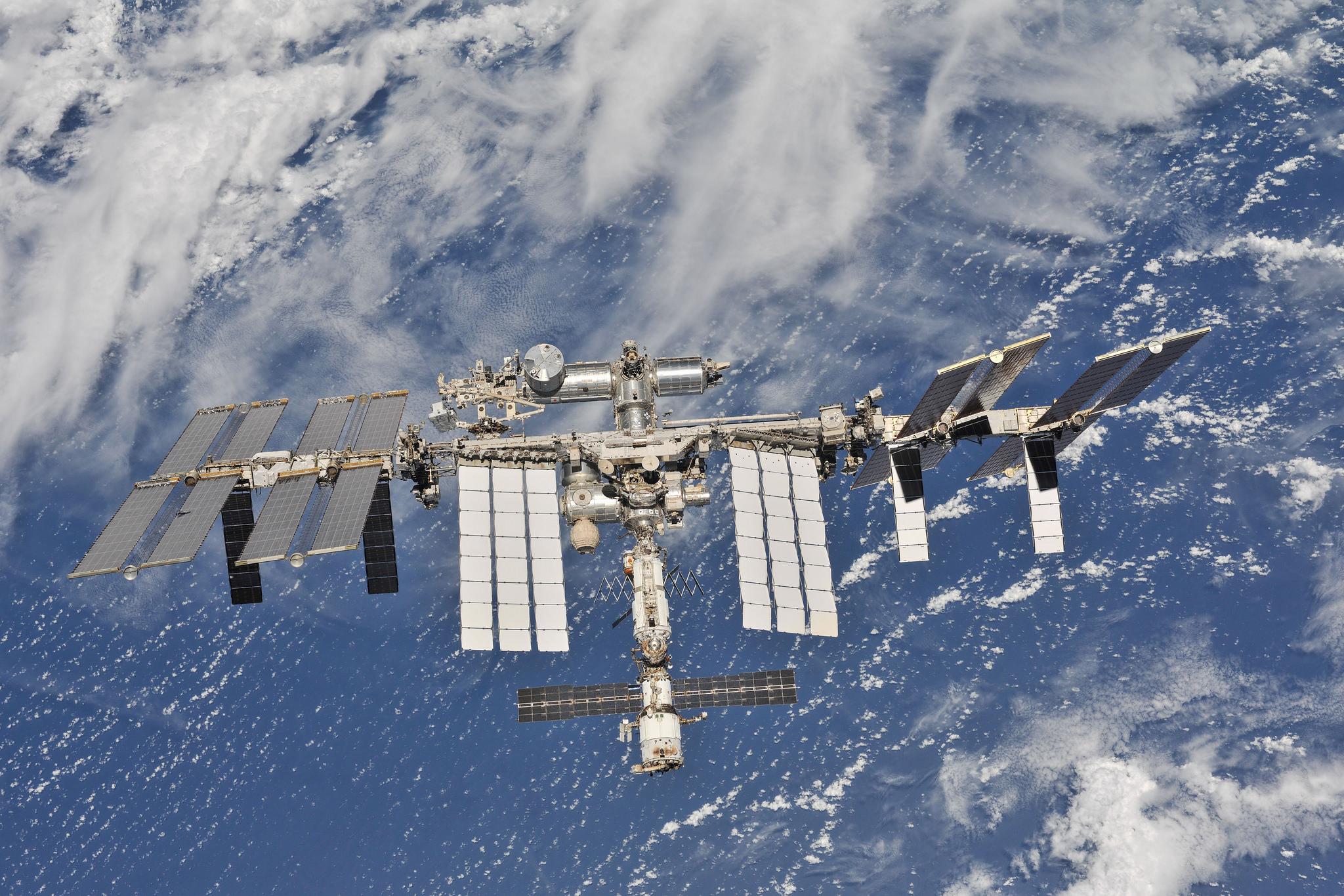 International Space Station photos