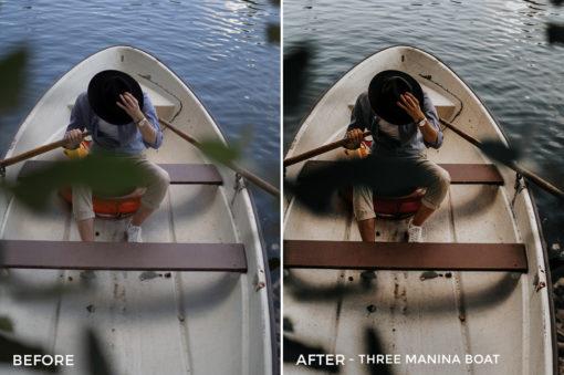 Three-Manina-Boat-Vladimir-Tashlanov-Lightroom-Presets-FilterGrade