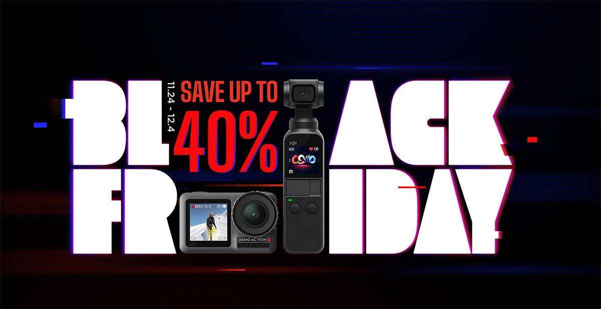 dji black friday 2019
