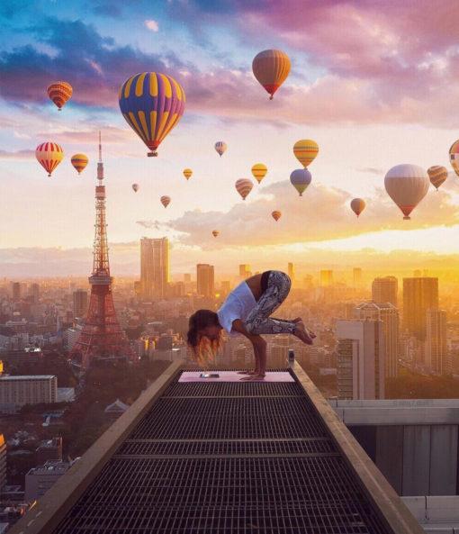nois7 hot air balloons