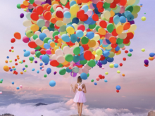 5 Nois7 Helium Balloon Photo Overlays - FilterGrade