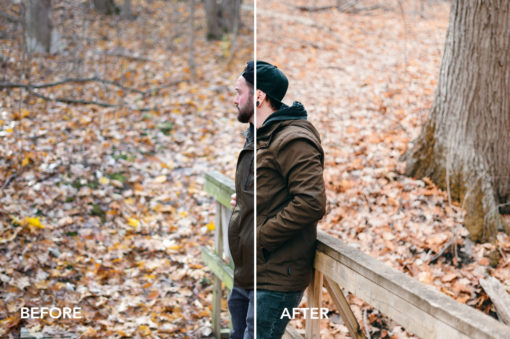 .xmp presets outdoors