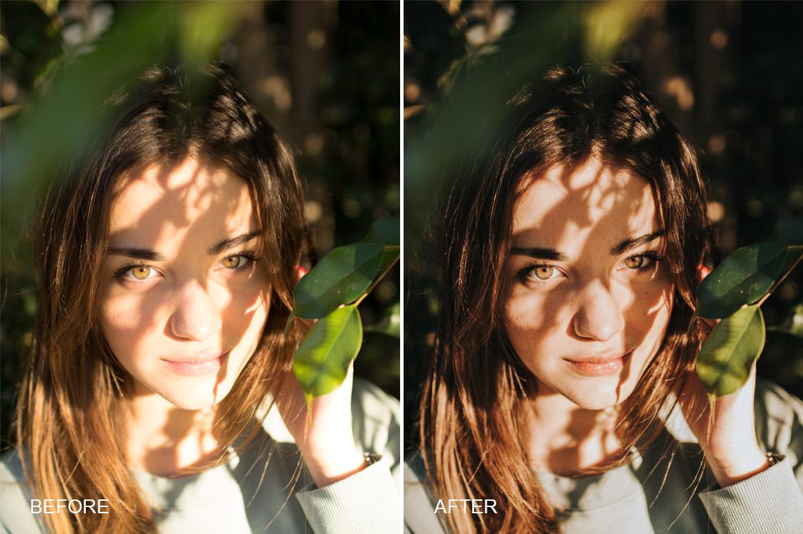 gorgeous portrait presets lightroom