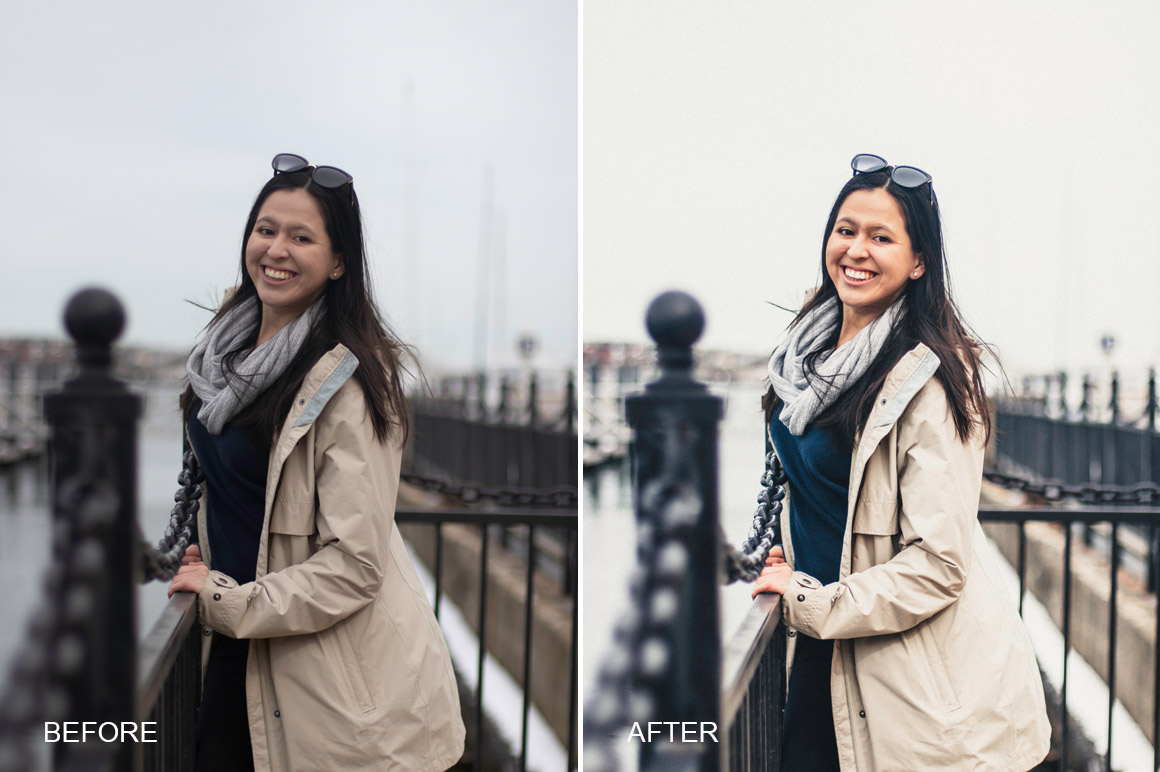 portraiture presets