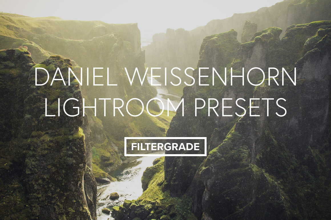 Daniel Weissenhorn Lightroom Presets