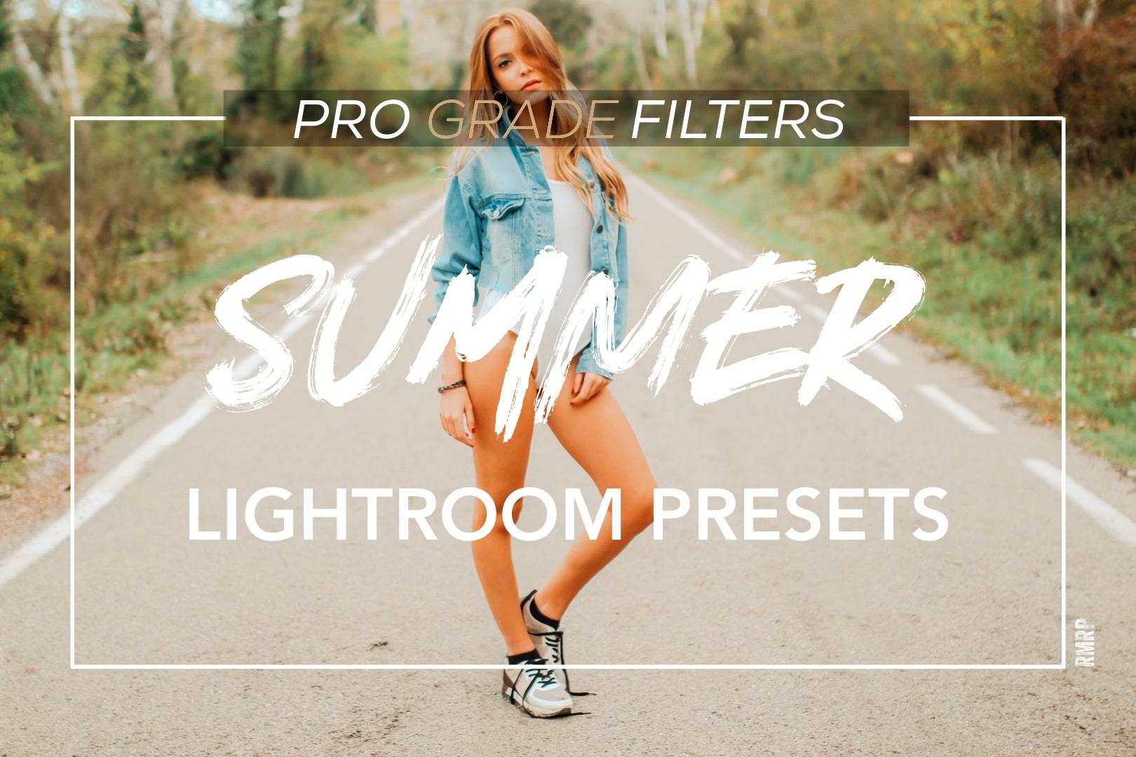 ProGradeFilters Summer Lightroom Presets and Mobile