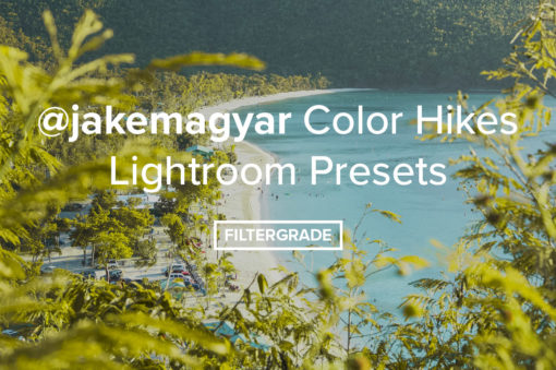 @jakemagyar color hikes lightroom presets