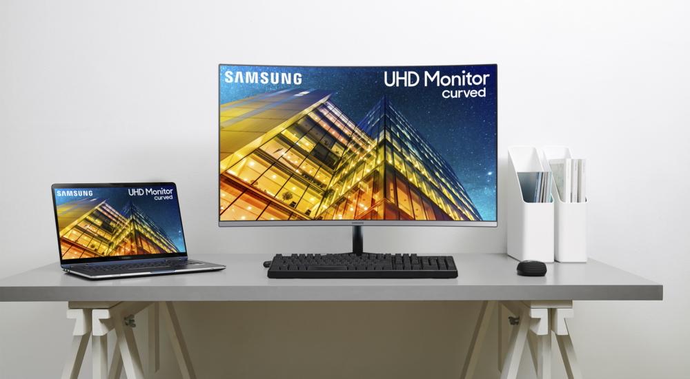 "samsung 2019 UR59C 32"" Monitor"